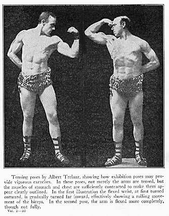 El fisicoculturismo Treloar-1905